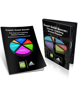 Coerver Coaching Session Planner and eBook