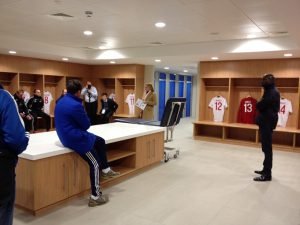 St Georges Park Changing Rooms
