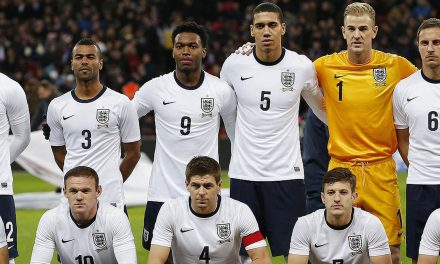 England's World Cup Squad – Brazil 2014