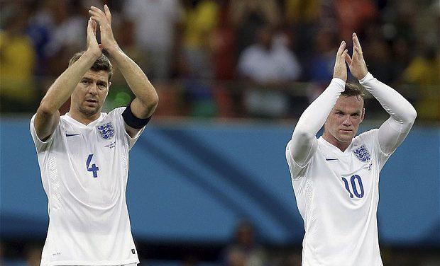 England coming home…