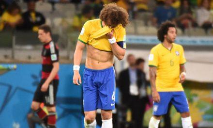 It's just like watching Brazil