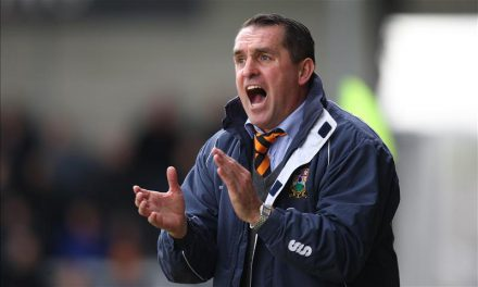 Martin Allen Coaching Session – Maintaining Possession Leading to Playing Out from the Back