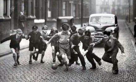 Football For The Brave – John Cartwright