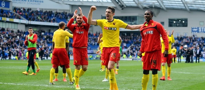 Watford 2014-5 – A Lesson in Tactical Flexibility