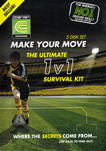 Coerver Coaching Make Your Move DVD