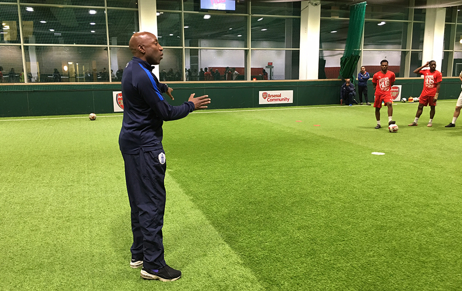Chris Ramsey QPR Coaching