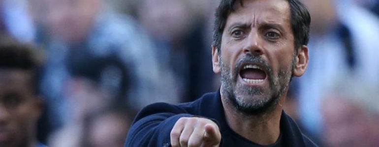 Quique Sánchez Flores – Some Thoughts