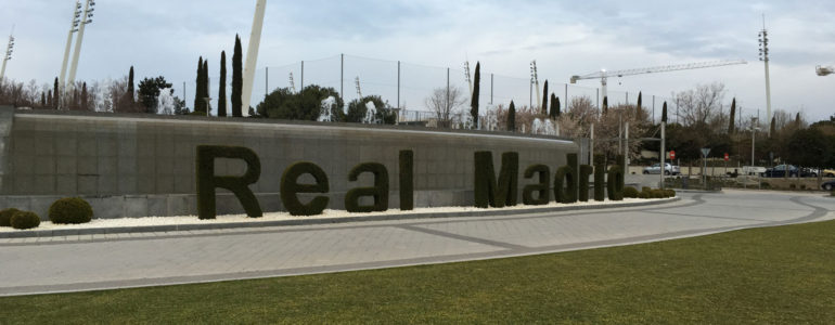 Real Madrid – Study Visit