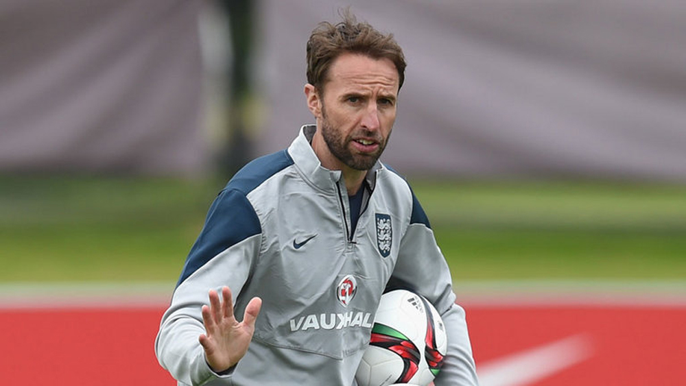 Gareth Southgate Coaching Session – Game Strategy